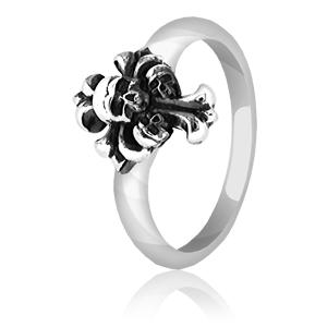 Кольцо из серебра,артикул BU11LR0016-с-б-925