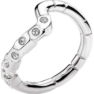 Кольцо Misaki из серебра QCRRGALACTICA