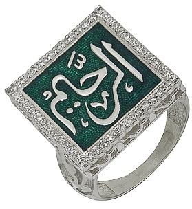 кольцо из серебра 3640002881Л-1