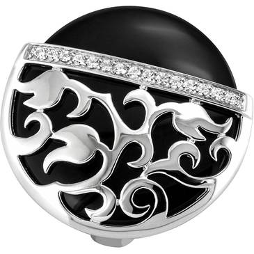 Ажурное Кольцо Breuning из серебра 42/84726-S