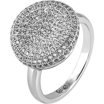 Кольцо Ambrosia из серебра AAA 001