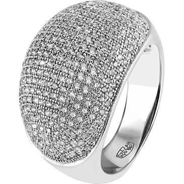 Кольцо Ambrosia из серебра AAA 003