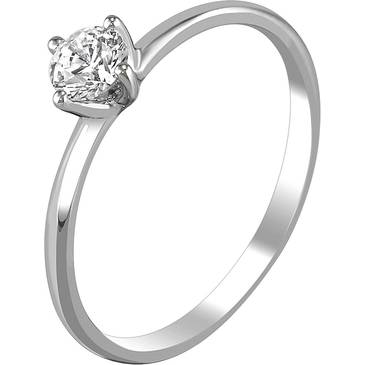 Кольцо Breuning из серебра 41/05280