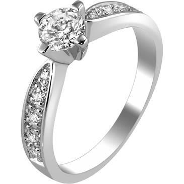 Кольцо Breuning из серебра 41/05399