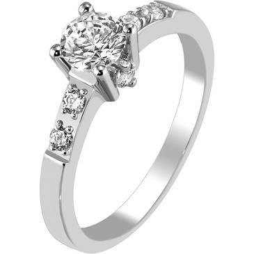 Кольцо Breuning из серебра 41/05405
