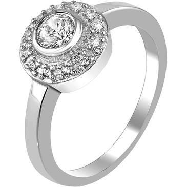 Кольцо Breuning из серебра 42/03246