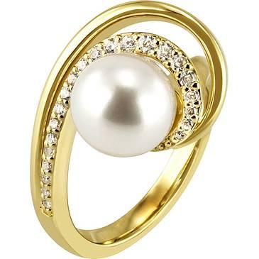 Кольцо Breuning из серебра 41/04305-6G
