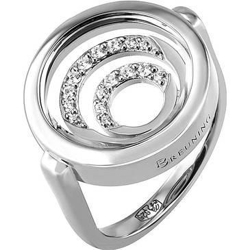 Кольцо Breuning из серебра 41/04642-3S