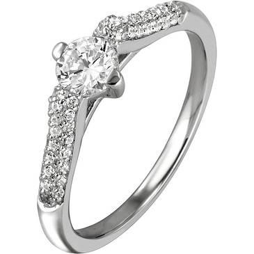 Кольцо Breuning из серебра 41/70135