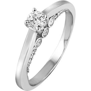 Кольцо Breuning из серебра 41/70134