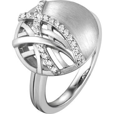 Кольцо Breuning из серебра 42/85661-S