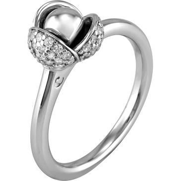 Кольцо Cacharel из серебра CSR408Z