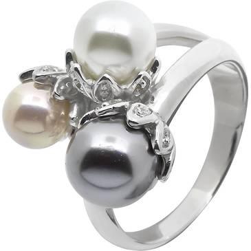Кольцо Georges Legros из серебра 7003531 11 10