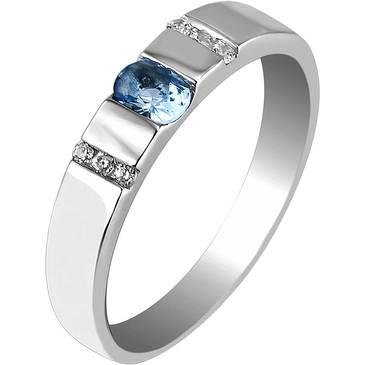 Кольцо Georges Legros из серебра 7016557 11 06