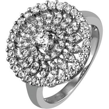 Кольцо Georges Legros из серебра AL2600SSI