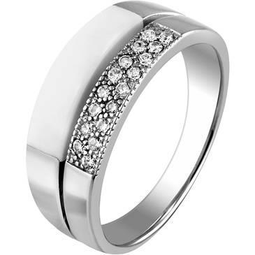 Кольцо Georges Legros из серебра AL0352SSI