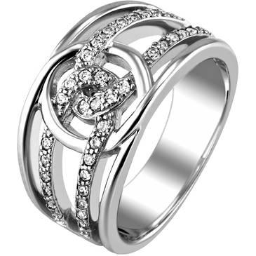 Кольцо Georges Legros из серебра AL0497SSI