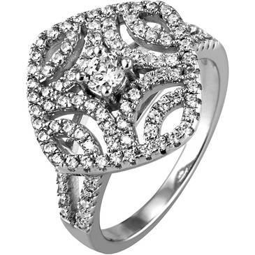 Кольцо Georges Legros из серебра AL2566SSI