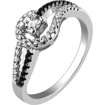 Кольцо Georges Legros из серебра AL2568SSI