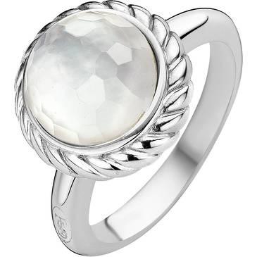 Кольцо Ti Sento из серебра 1964MW
