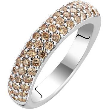 Кольцо Ti Sento из серебра 1304ZC