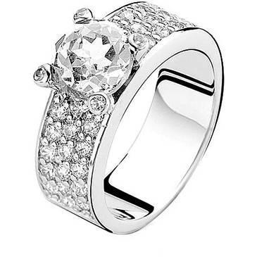 Кольцо Ti Sento из серебра 1493ZI