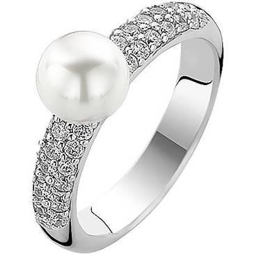 Кольцо Ti Sento из серебра 1559PW