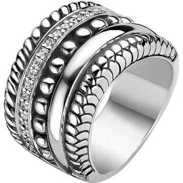 Кольцо Ti Sento из серебра 1835ZI