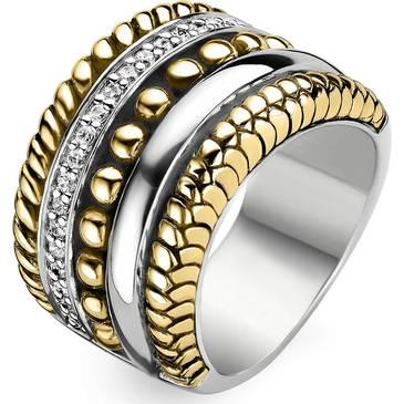 Кольцо Ti Sento из серебра 1835ZY