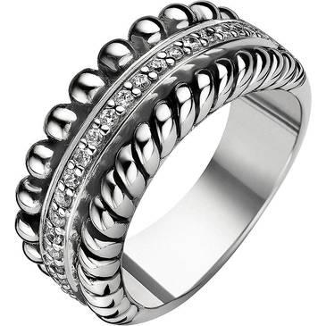 Кольцо Ti Sento из серебра 1836ZI