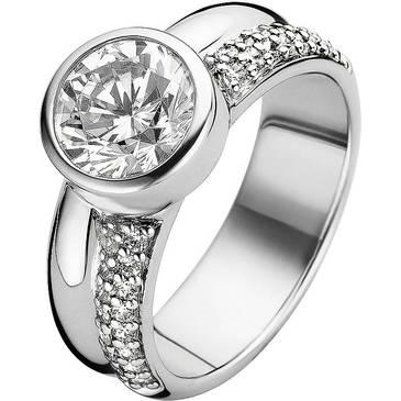 Кольцо Ti Sento из серебра 1845ZI
