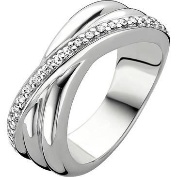 Кольцо Ti Sento из серебра 1861ZI