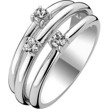 Кольцо Ti Sento из серебра 1862ZI