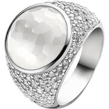 Кольцо Ti Sento из серебра 1881CW