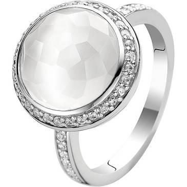 Кольцо Ti Sento из серебра 1885CW