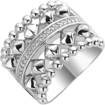 Кольцо Ti Sento из серебра 1909ZI