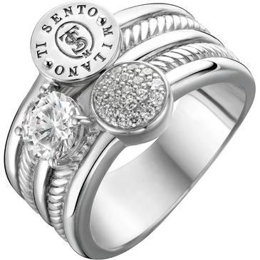 Кольцо Ti Sento из серебра 1931ZI