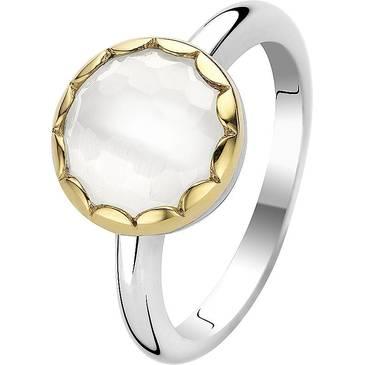 Кольцо Ti Sento из серебра 1880CW