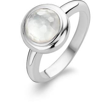 Кольцо Ti Sento из серебра 1911MW