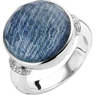 Кольцо Ti Sento из серебра 1928DS