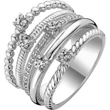 Кольцо Ti Sento из серебра 1863ZI