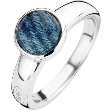 Кольцо Ti Sento из серебра 1731DS
