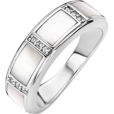 Кольцо Ti Sento из серебра 12023MW