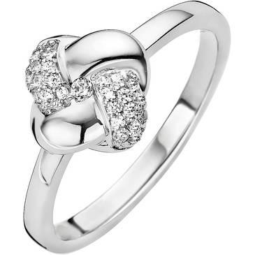 Кольцо Ti Sento из серебра 12019ZI