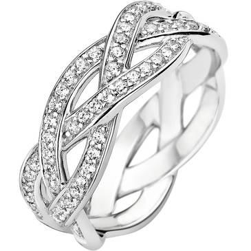 Кольцо Ti Sento из серебра 12025ZI