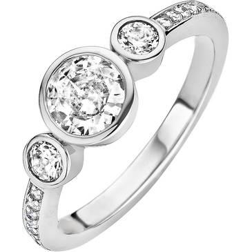 Кольцо Ti Sento из серебра 12028ZI