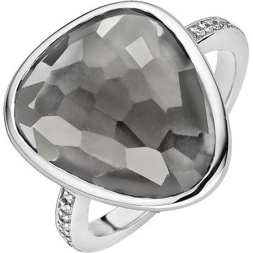Кольцо Ti Sento из серебра 12002TG
