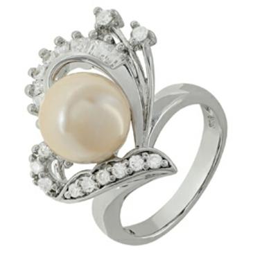 кольцо из серебра pp026r