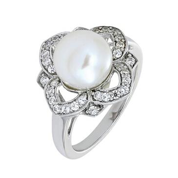 кольцо из серебра ps100366r1