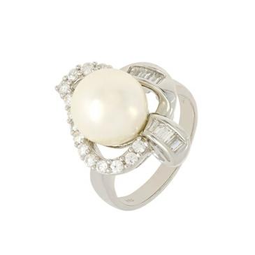 Кольцо из серебра wp002r